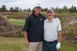 Ian Baker-Finch pro golfer television commentator